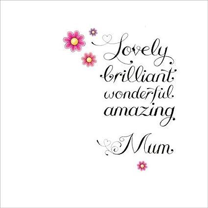 Día de la madre tarjeta - tatuaje estilo - Lovely, brillante ...