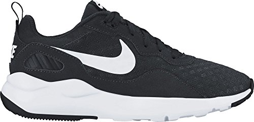 New Nike Women's Stargazer Sneaker Black/White 6.5