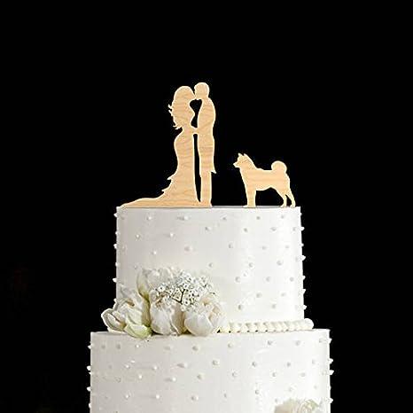 Amazon husky wedding topperhusky wedding cake topperhusky husky wedding topperhusky wedding cake topperhusky cake topperhusky cake toppers junglespirit Choice Image