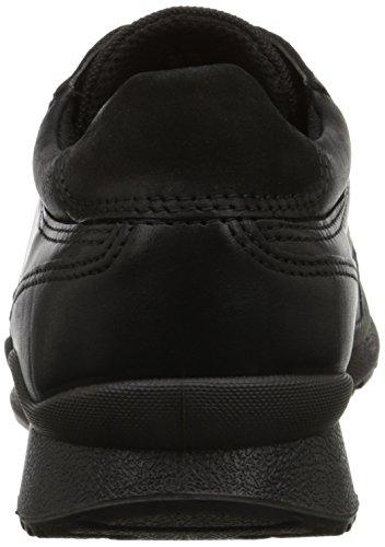 BLACK Low DARKSHADOWMET Top Sneakers IIIDamen Mobile 59266 BLACK Schwarz ECCO 8CwqHW