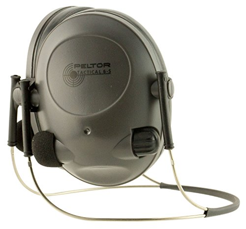 Hat Electronic - 3M Peltor Soundtrap/Tactical 6-S Electronic Headset