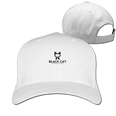 May Cartoon Cat Baseball Caps Unique Adjustable Summer Hats For Women