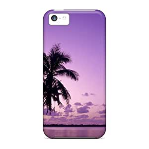 meilz aiaiNew DeannaTodd Super Strong Purple Sunset Cases Covers For ipod touch 4meilz aiai