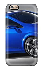 Flexible Tpu Back Case Cover For Iphone 6 - 2011 Chevrolet Aveo S Car Rs Show Car by mcsharks