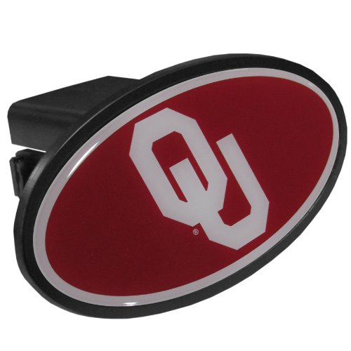 Oklahoma Sooners Hitch Cover - 7