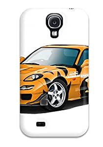 New Mazda Rx 30 Tpu Case Cover Anti Scratch Phone Case For Galaxy S4