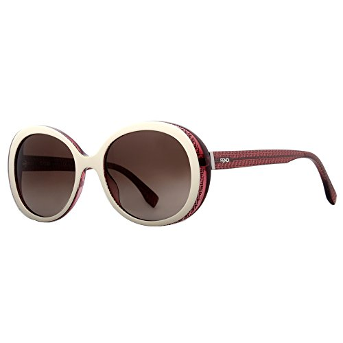 Fendi ff 0001/s - 7PB, Designer Sunglasses Caliber - Women's Sunglasses Fendi Round