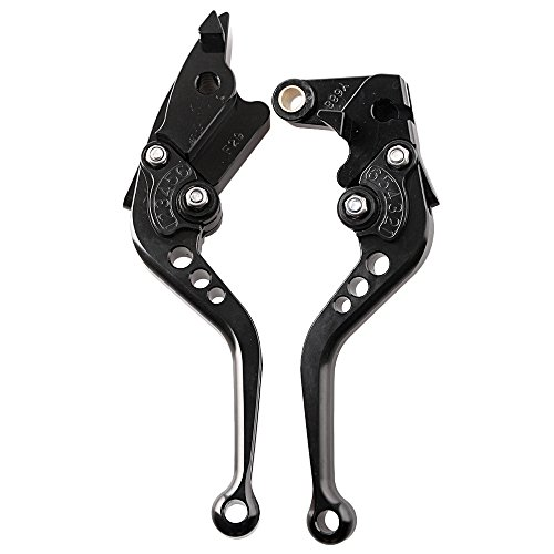 GZYF Motorcycle Short Brake Clutch Levers For HONDA 2003 2004 2005 2006 CBR 600RR F5 / 2002 2003 CBR 954RR