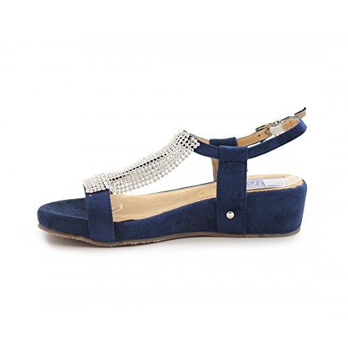 Benavente 110026 Femme Bleu Marine Chaussures prdvwqxp