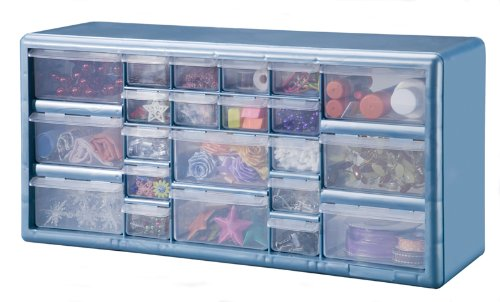stack on 22 drawer storage cabinet stack on dslb 22 22 bin plastic drawer parts storage 26549