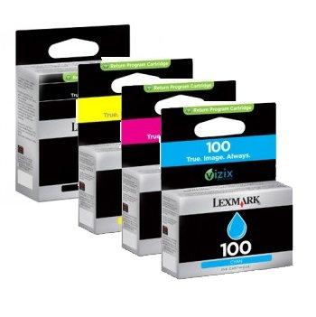 4 Lexmark Intuition S505 Original impresora cartuchos de ...