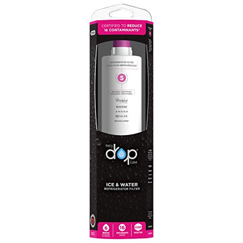 EveryDrop™ Ice & Water Refrigerator Filter 5 kitchenaid water filter