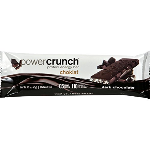 Protein Bar Choklat Dark Chocolate 1.40 Ounces Case of 12