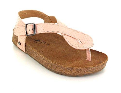 Haflinger Women's TR Lena Dress Sandal Rosé MMdmqJ