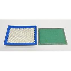 Air Filter Plus Pre-Filter For Briggs & Stratt