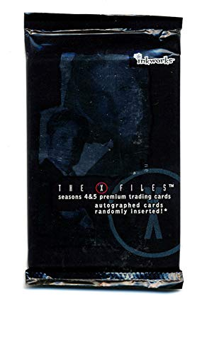 The X Files Seasons 4 and 5 Premium Trading Card Pack