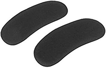 1 Pair Heel Cushion Shoes Pad Grips Back Liner Self-adhesive Foot Care Protector
