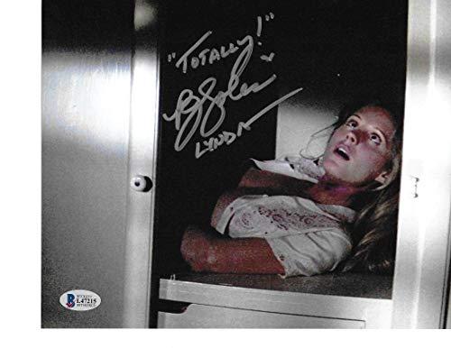 (PJ Soles signed 8x10 Photo Halloween Beckett)