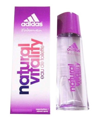 adidas 29174 Natural Vitality Agua de Colonia - 75 ml