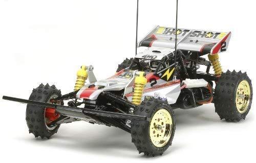 タミヤ 1/10 電動RCカーシリーズ No.517 スーパーホットショット 2012 オフ(中古品) B07SR5R2MH