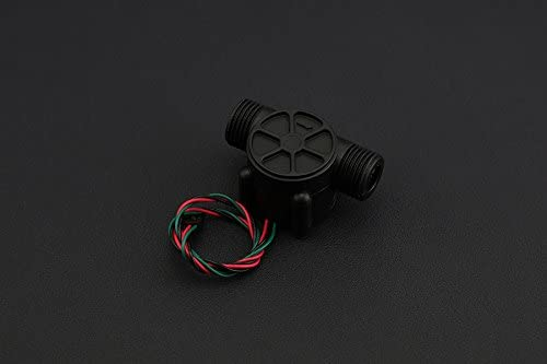 for Arduino Water Flow Sensor 1//2 DFROBOT Gravity
