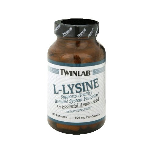 Twinlab L-Lysine 500mg 100 cap