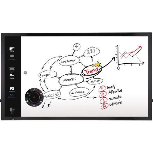 "LG 75"" Touchscreen LCD Display"