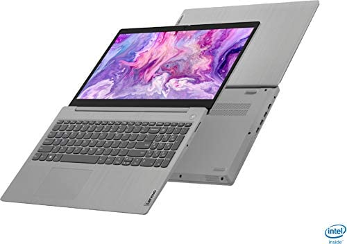 "2021 Newest Lenovo IdeaPad 3 15.6"" HD Touch Screen Laptop, Intel Quad-Core i5-1035G1 Up to a few.6GHz (Beats i7-8550U), 12GB DDR4 RAM, 256GB PCIe SSD, Webcam, WiFi 5, HDMI, Windows 10 S + TiTac SD Card"
