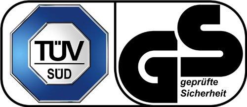 T/ÜV gepr/üft - IH Engineering BV Bildheizung Infrarotheizung mit Digitalthermostat f/ür Steckdose 5 Jahre Herstellergarantie- Elektroheizung mit /Überhitzungsschutz 2;450W
