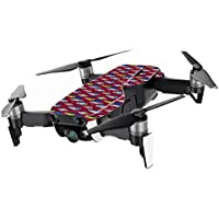 MightySkins Skin for DJI Mavic Air Drone - Saltwater Collage | Min Coverage Protective, Durable, and Unique Vinyl Decal wrap cover | Easy To Apply, Remove, and Change Styles | Made in the USA