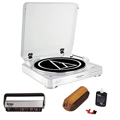 Amazon.com: Audio Technica at-lp60wh-bt) W/de blancos ...