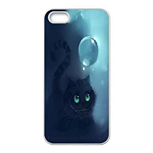 Cheshire Cat Bubble Case For Sam Sung Note 2 Cover Cases for Girls Protective, Phone Case For Sam Sung Note 2 Cover for Girl [White]