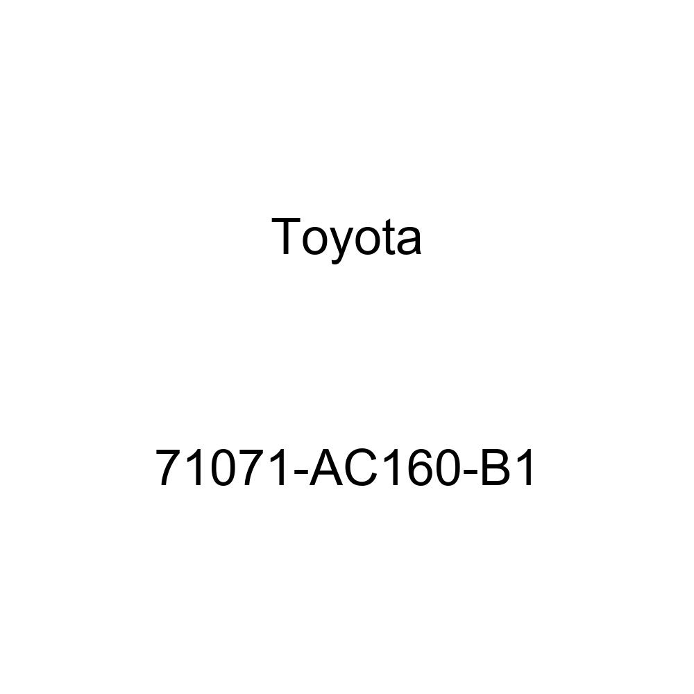 TOYOTA Genuine 71071-AC160-B1 Seat Cushion Cover