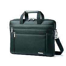Samsonite Classic Business Laptop Shuttle 15.6-Inch, Black