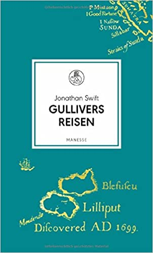Gullivers Reisen: Roman: Amazon.de: Jonathan Swift, Dieter Mehl ...