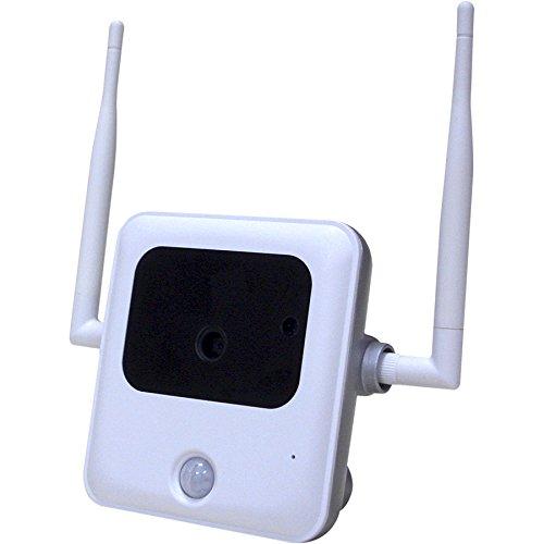 Ip Camera Outdoor Enclosure (AT&T DIGITAL LIFE WIRELESS WATERPROOF OUTDOOR IP CAMERA OC821D)