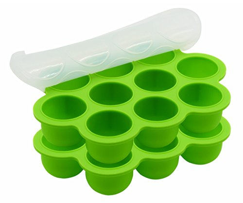 Flexible Freezer BPA Free Homemade Vegetable