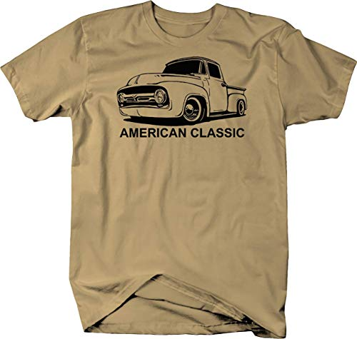 American Classic F100 F1 Stepside Pickup Truck Ford for sale  Delivered anywhere in USA