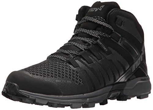Inov-8 Women's Roclite 325 Trail Runner, Black/Grey, 10.5 D US by Inov-8