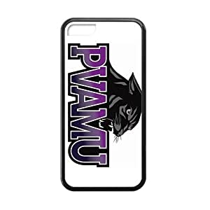 NCAA Prairie View AM Panthers Primary 2011 2 Black For SamSung Galaxy S4 Mini Phone Case Cover