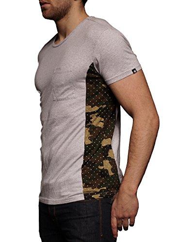 Two Angle T-Shirt Yotamo Chine-M