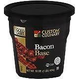 Custom Culinary Gold Label Base Bacon, 1 Pound