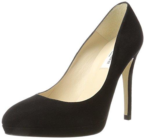 Black con New BENNETT Nero black Tacco Sledge LK Donna Scarpe qA81anCw
