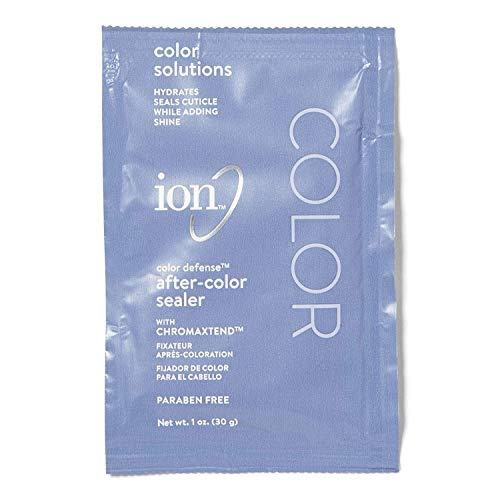 Ion Color Defense After Color Sealer Packette (Hair Dye Sealer)