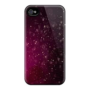 High Quality Shock Absorbing Cases For Iphone 6plus-red Space