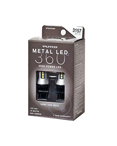 Putco Lighting 343157W-360 Metal LED Bulb