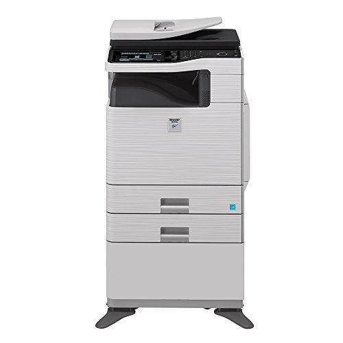 Sharp MX-B402 Black and White Laser Printer Copier Scanner 40PPM, A4 - Refurbished