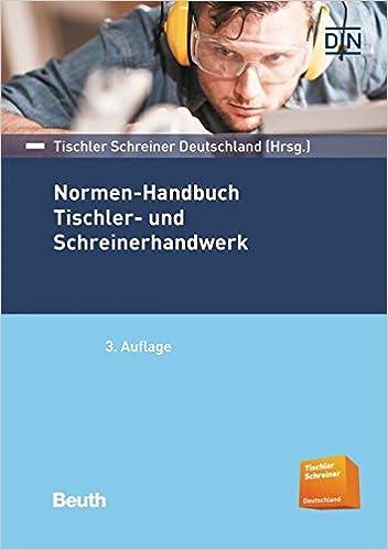 Book Normen-Handbuch Tischler- und Schreinerhandwerk