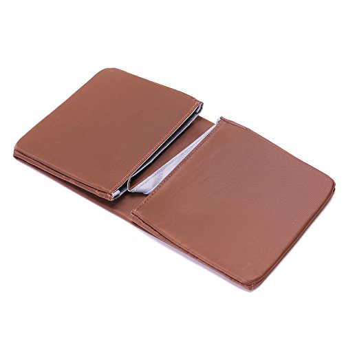 IN Purse Organizer,Handbag Organizer Insert for Speedy 25,30,35 Purse Liner Foldable (Medium, brown) by iN. (Image #9)