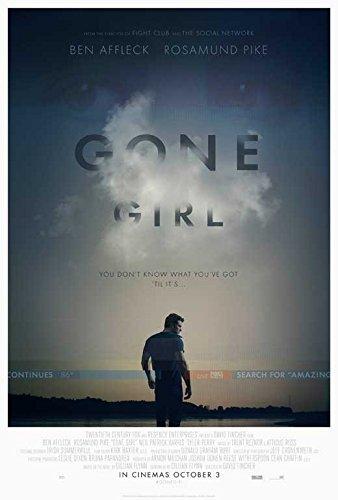 Girls Movie Poster (Gone Girl 27 x 40 Movie Poster)